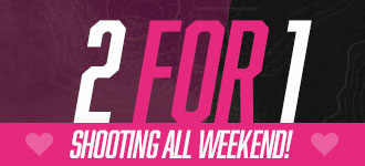 2-for-1 Shooting All Weekend!