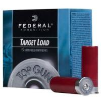 Free case of Federal Top Gun 12ga or 20ga shotgun shells with purchase. Details below.