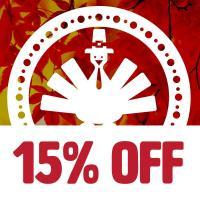 15% Off Basic Pistol